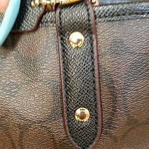 Coach Bags - COACH TOTE WITH POUCH